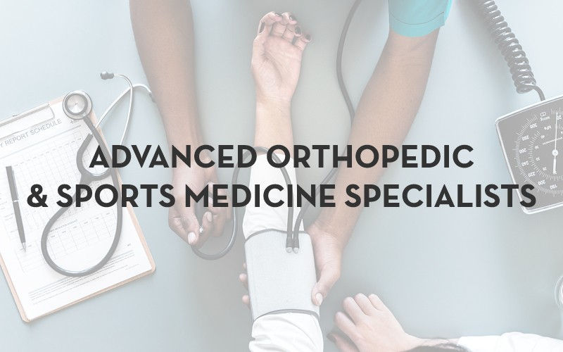Advanced Orthopedics & Sports Medicine Specialists