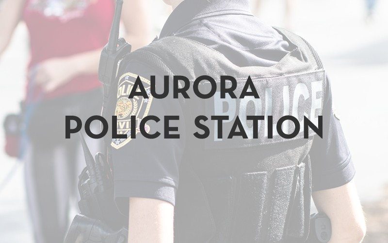 Aurora Police Substation