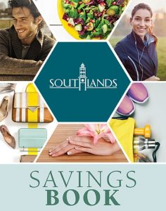 Southlands Savings Book
