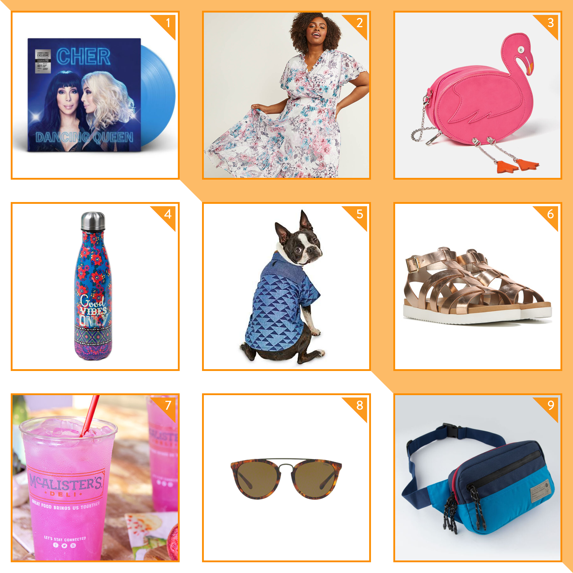 Summer Blog Products