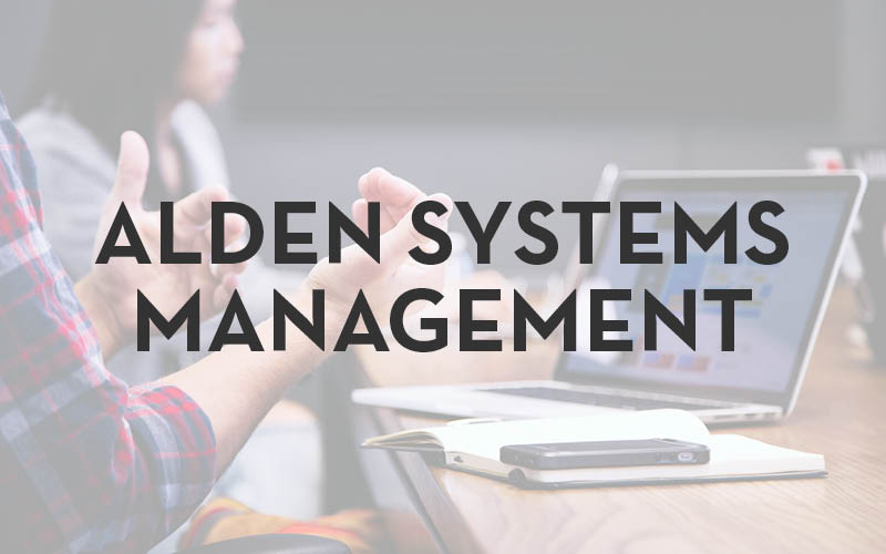 Alden Systems Management