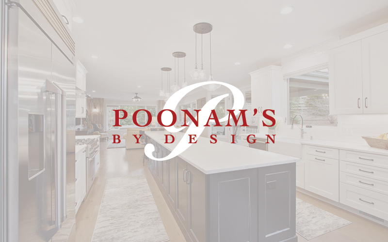 POONAM'S BY DESIGN