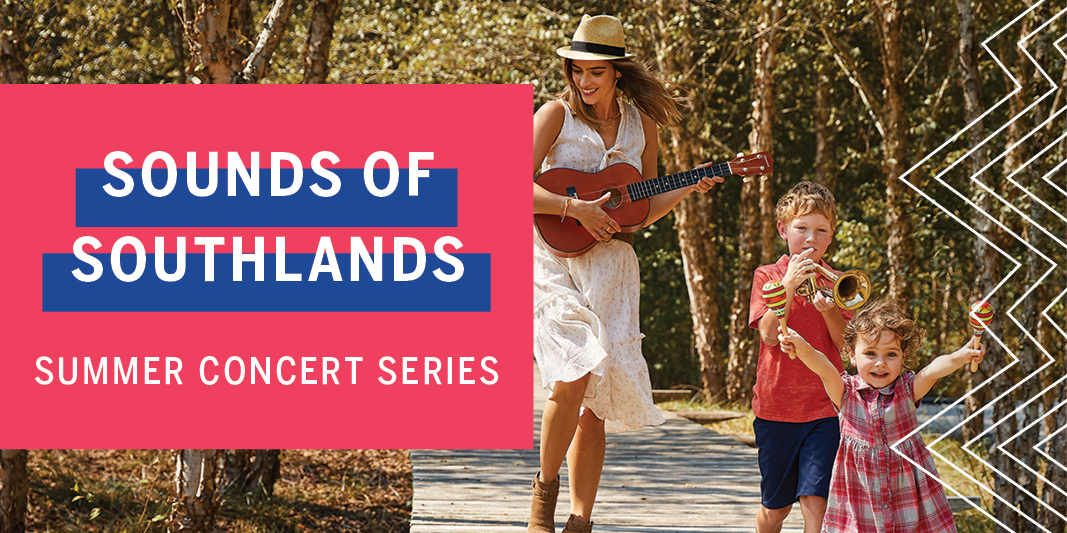 Sounds of Southlands Summer Concert Series at Town Square